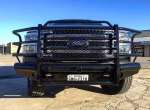 Tough Country - Tough Country Custom Traditional Front Bumper, Ford (2008-10) F-450 & F-550 Super Duty - Image 3