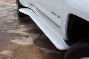 Tough Country - Tough Country Deluxe Full Length Dually Running Boards, Chevy/GMC(1999-17) 3500 4 Door Silverado/Sierra