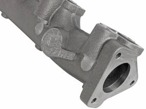 aFe - aFe Exhaust Blade Runner Manifold, Chevy/GMC (2001-16) 6.6L Duramax, Ported Ductile Iron - Image 4