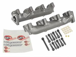 aFe - aFe Exhaust Blade Runner Manifold, Chevy/GMC (2001-16) 6.6L Duramax, Ported Ductile Iron - Image 6