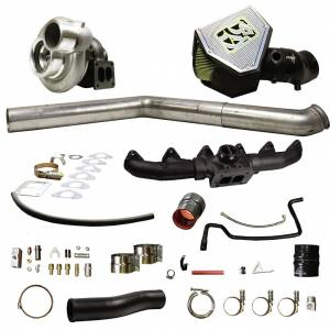 Turbos/Superchargers & Parts - Performance Non Drop-In Turbos - BD Power - BD Diesel Turbo Kit, Dodge (2007.5-09) 6.7L Cummins (S467 Street & Strip Kit)