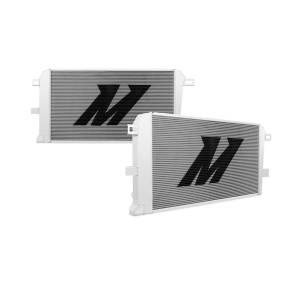 Engine Parts - Coolant System Parts - Mishimoto - Mishimoto Aluminum Radiator, Chevy/GMC (2001-05) 6.6L Duramax 2500 & 3500