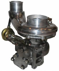 Turbos/Superchargers & Parts - Performance Drop-In Turbos - Diesel Power Source - Diesel Power Source Turbo, Dodge (1998-02) 5.9L 24v Cummins, 64/71/12 D-TECH 64-71