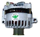 Engine Parts - Alternators - Mean Green - Mean Green High Output Alternator, Ford (1993-97) 5.0L (302ci) & 5.8L (351ci)