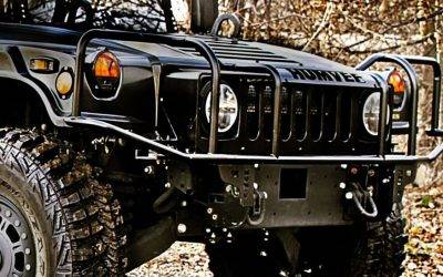 Humvee Parts - Humvee Bumpers & Brush Guards