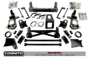"Steering/Suspension Parts - 7"" Lift Kits - Cognito Motorsports - Cognito Motorsports 7"" NTBD Front Lift Kit, Chevy/GMC (2011-16) 3500HD 4x4 Dually"