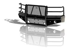 Ranch Hand - Ranch Hand Legend Bumper, Chevy (2015-16) 2500HD/3500HD W/ Sensor Cutouts