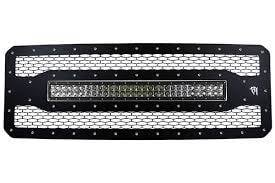 "Rigid Industries - Rigid Industries LED Grille, Ford (2011-16) F-250, F-350 (30"" E-Series)"