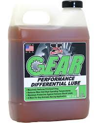 Additives & Fluids - Oil Treatment Additives - REV-X - REV-X GEAR Differential Fluid,  32oz