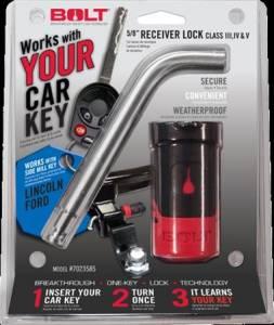 Bolt Lock - BoltReceiver Lock, Ford/Lincoln/Mercury/Mazda Side Cut Key