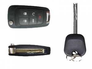 Bolt Lock - BoltReceiver Lock, Ford/Lincoln/Mercury/Mazda Side Cut Key - Image 2