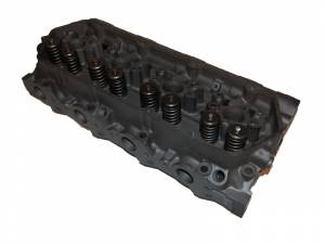 Engine Parts - Engine Heads - Power-Stroke Products - Power-Stroke Products Loaded Head, Ford (2005-07) 6.0L Power Stroke (20mm)