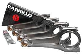 Engine Parts - Connecting Rods - CP-Carrillo - Carrillo Performance Connecting Rods, Chevy/GMC (2001-10) 6.6L LB7/LLY/LBZ Duramax (set of 8)