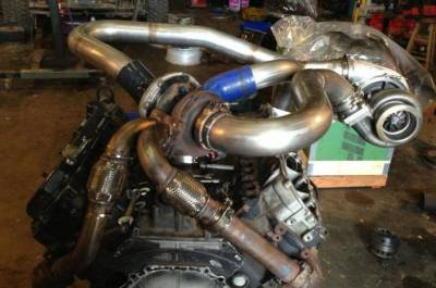 Engine Parts - Turbos/Superchargers & Parts - Performance Non Drop-In Turbos
