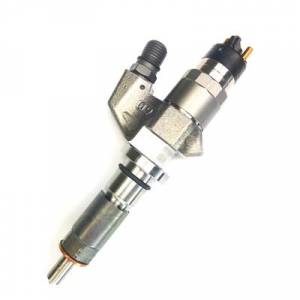 Fuel Injection Parts - Fuel Injectors - Fleece - Fleece Performance LLY Duramax Injector Set (2004.5-05) Duramax 6.6L