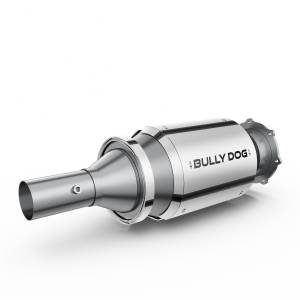 Exhaust - Cat, DPF, & Muffler Race Pipes - Bully Dog - Bully Dog Performance DPF, Ford (2008-10) 6.4L Power Stroke