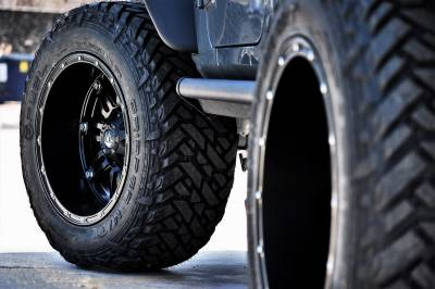 Wheels & Tires - M/T Tires