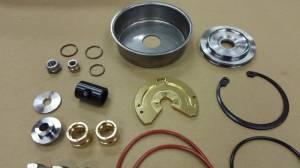 AVP - AVP Turbo Rebuild Kit, Ford (2008-10) 6.4L Power Stroke, High & Low Pressure Turbos - Image 2