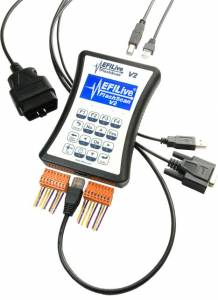 Electronic Performance/ Tuners - Street Application Performance - EFI Live - EFILive V2 Flashscan, Blank