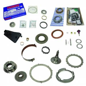 BD Power - BD Diesel Build-It Transmission Kit, Ford (1999-03) 7.3L Power Stroke 4R100, Stage 4 4x4
