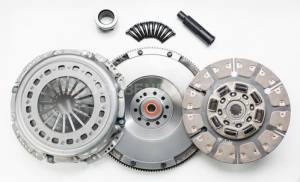 Clutches/Clutch Parts - Single Disk Clutch - South Bend Clutch - South Bend Clutch Heavy Duty Performance Clutch Kit, Ford (2004-07) 6.0L F-250/350/450/550 6-Speed, 450hp & 900 ft lbs of torque