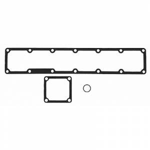 Mahle - MAHLE Clevite Intake Manifold Gasket Kit, Dodge (1998.5-02) 5.9L Cummins (Standard Thickness)