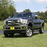 "Steering/Suspension Parts - 6"" Lift Kits - Superlift - Superlift Suspension Lift Kit, Ford (2005-07) F-250/F-350 6.0L Diesel 4x4, 2"" Level Kit Superide Shocks"