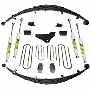 "Steering/Suspension Parts - 4"" Lift Kits - Superlift - Superlift 4"" Suspension Lift Kit, Ford (2000-04) F-250/F-350 4WD"