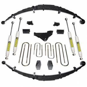 "Superlift - Superlift 4"" Suspension Lift Kit, Ford (2000-04) F-250/F-350 4WD"