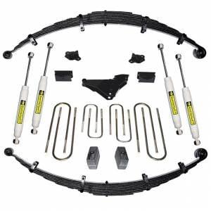 """Superlift - Superlift 4"""" Suspension Lift Kit, Ford (2000-04) F-250/F-350 4WD - Image 1"""