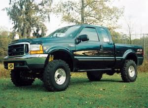 """Superlift - Superlift 4"""" Suspension Lift Kit, Ford (2000-04) F-250/F-350 4WD - Image 2"""