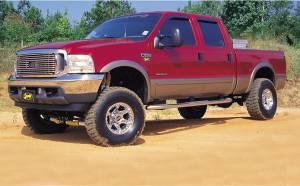 """Superlift - Superlift 4"""" Suspension Lift Kit, Ford (2000-04) F-250/F-350 4WD - Image 3"""