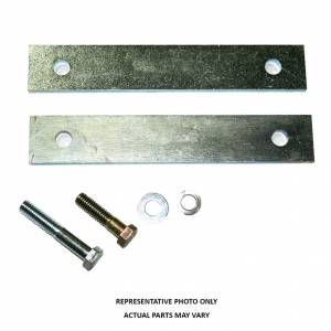 "Steering/Suspension Parts - Miscellaneous - Superlift - Superlift Carrier Bearing Drop Kit, Dodge (2003-13) 2500/3500 (4""-6"" Lift)"