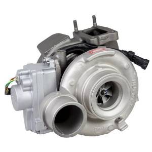 Industrial Injection - Industrial Injection Turbo, Dodge (2007.5-12) 6.7L(re-manufactured stock turbo with NEW Electronic Actuators)