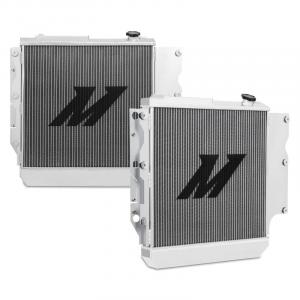 Mishimoto - Mishimoto Aluminum Radiator, Jeep (1987-06) 2.5L & 4.0L, YJ & TJ