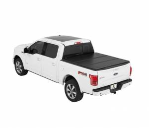 Bed/Tonneau Covers - Vinyl Folding Tonneau Covers - Bestop - Bestop EZ Fold Tri-Fold Tonneau Cover, Ford (1999-16) F-250/F350 (6.5 FT Bed)