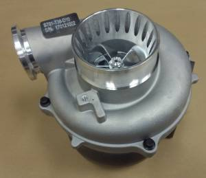AVP - AVP Stage 2 Boost Master Dual Ball Bearing Performance Turbo, Ford (1994-97) 7.3L, 1.0 AR Exhaust Housing