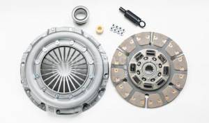 Transmission - Clutches/Clutch Parts - South Bend Clutch - South Bend Clutch HD Conversion Clutch Kit, Ford (1999-03) 7.3L F-250/350/450/550 6-Speed, 450hp & 900 ft lbs of torque