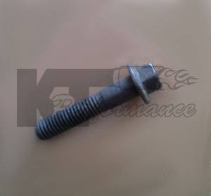Engine Parts - Engine Bolts/Studs - Ford Genuine Parts - Ford Motorcraft OEM Hardware, Ford (1994-03) 7.3L Power Stroke, Exhaust Manifold Stud Ford OEM Stud for mounting the Dipstick Tube to the manifold.
