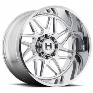 "Hostile Wheels - Hostile Wheels 8x170, 20""x10"" Sprocket, Armor Plated (-19 Offset)"