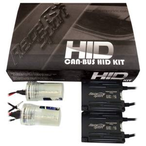 Race Sport Lighting - Race Sport HID Conversion Kit, H13-3 6K Bi-Xenon Gen5 55W Canbus Kit