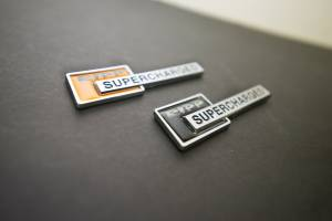 Exterior Accessories - Badges/Decals/Stickers - RIPP Superchargers - RIPP Superchargers Sport Badge Black