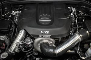 RIPP Superchargers - RIPP Supercharger Kit, Dodge (2011-14) Durango 3.6L PowdercoatedBlack