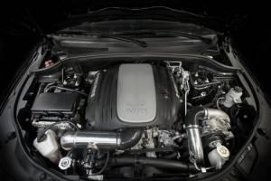 RIPP Superchargers - RIPP Supercharger Kit, Jeep (2011-14) Durango 5.7L Kit Silver