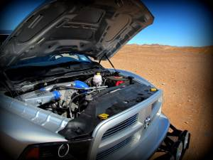 RIPP Superchargers - RIPP Supercharger Kit, Dodge/RAM (2009-11) 5.7L Hemi (Hardware Only)