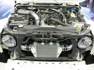 RIPP Superchargers - RIPP Supercharger Kit, Jeep (2005-06) Wrangler TJ 4.0L Kit