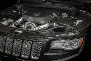 RIPP Superchargers - RIPP Supercharger Kit, Jeep (2011-14) Grand Cherokee WK2 3.6L Kit PowdercoatedBlack
