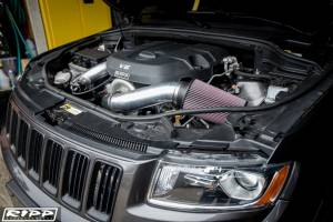RIPP Superchargers - RIPP Supercharger Kit, Jeep (2011-14) Grand Cherokee WK2 3.6L Kit Silver
