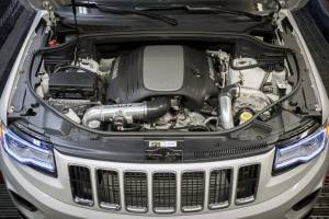 RIPP Superchargers - RIPP Supercharger Kit, Jeep (2011-14) Grand Cherokee WK2 5.7L Hemi Kit Powdercoated Black