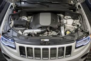 RIPP Superchargers - RIPP Supercharger Kit, Jeep (2011-14) Grand Cherokee WK2 5.7L Hemi Kit PowdercoatedBlack